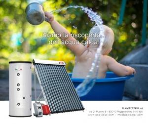 immagie riscoperta acqua calda