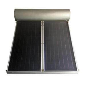 kit solare termico circolazione forzata piano vetrato