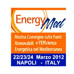 Fiera energymed 2012 napoli pss solar
