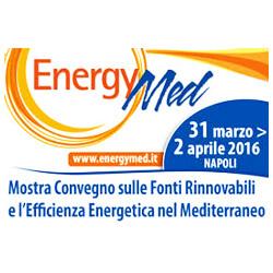 Fiera energymed 2016 napoli pss solar
