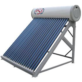 Pannello solare termico 200 litri non in pressione circolazione naturale