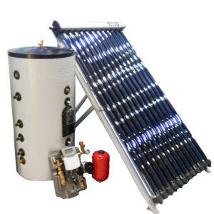 Kit Solare circolazione forzata boiler Inox 316