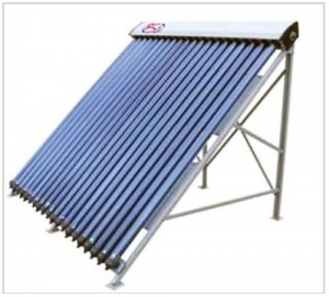 Collettore solare termico pressurizzato 30 tubi HP