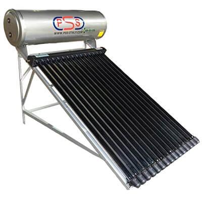 Pannello solare termico 150 litri pressurizzato c/tubi Anti-Stagnazione