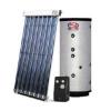 Kit Solare circ. forzata boiler 300 Lt. Vetrificato tubi sottovuoto HP