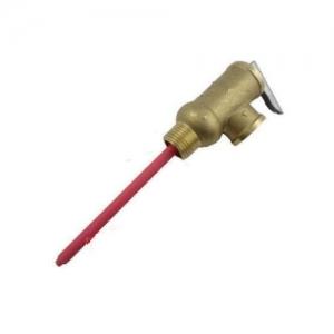 Valvola di sicurezza Temperatura e Pressione T/P 1/2''